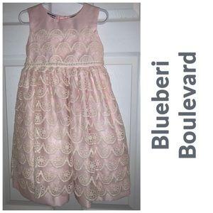 MACY'S  Blueberi Boulevard  Toddler Dress